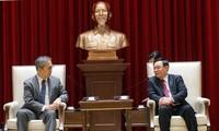 Hanoi achtet auf Entwicklung der Beziehungen zu Provinzen in Japan