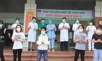 Sechs weitere Covid-19-Patienten in Vietnam werden erfolgreich behandelt