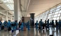 Fast 340 vietnamesische Staatsbürger aus Südkorea kehren ins Heimatland zurück