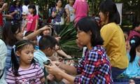 Internationaler Kindertag: Kinder entdecken Südostasien