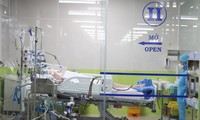 Der Prozess der Rettung des Lebens des Covid-19-Patienten Nr. 91