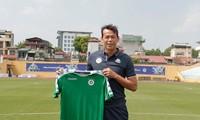 Torwart Tan Truong ist offizielles Mitglied von Hanoi FC