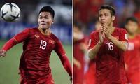 Thailändische Zeitung: Quang Hai und Hung Dung werden gute Leistung bei J-League zeigen