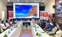 Nationaler Wettbewerb für Marathonlauf und Langstreckenlauf 2020 auf Insel Ly Son