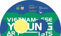 """Ausstellung """"Junge vietnamesische Künstler"""" in Hanoi"""
