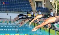 Nationale Schwimm- und Tauchmeisterschaft 2020 in Da Nang eröffnet