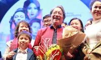 Konzert zur Ehrung des Komponisten Pho Duc Phuong im Opernhaus Hanoi