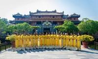 """Thua Thien Hue zielt auf einen """"Kaiserpalast von Ao dai"""" in Zentralvietnam"""