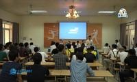 Erstes Volleyball-Turnier für amateure Spieler in Hanoi
