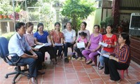 Schutz und Förderung der Werte des Vi- und Giam-Gesangs von Nghe Tinh
