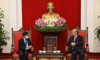 Verstärkung der umfassenden strategischen Partnerschaft zwischen Vietnam und Indien