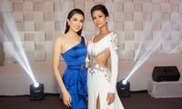 Stellvertretende Schönheitskönigin Le Hang unterstützt die Stadt Da Nang bei der Bekämpfung der Covid-19
