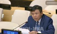 Vietnam veranstaltet Dialog zwischen ASEAN und dem Präsidenten der 75. UN-Generalversammlung