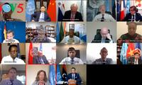 Vietnam appelliert an die Parteien in Libyen, die Friedensgespräche bald wieder aufzunehmen