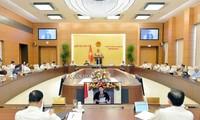 Ständige Parlamentsausschuss berät über das Nationalprogramm zur Armutsminderung