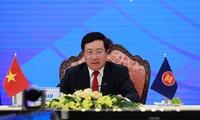 Außenministerkonferenz der ASEAN gibt gemeinsame Erklärung ab