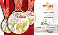"""3000 Läufer nehmen am virtuellen Laufwettbewerb """"Together we share – Da Nang"""" teil"""