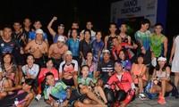 Erster Hanoi Triathlon: Spielplatz für Schwimmen, Radfahren und Laufen