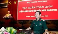 Umsetzung des Gesetzes für vietnamesische Seepolizei: Verteidigung der Souveränität entsprechend dem Völkerrecht