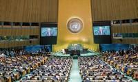 Hochrangige Onlinesitzung zum 75. Gründungstag der UNO