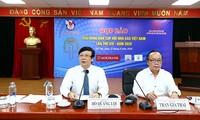 Tischtennis-Turnier 2020: Sportfest für vietnamesische Journalisten