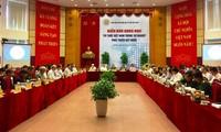 """Wissenschaftliches Seminar """"Vietnamesische Intellektuelle bei der Entwicklung des Landes"""""""