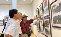"""""""Hanoi: Vertrauen und Hoffnung"""" durch Kunstfotos"""