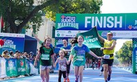 7000 Menschen nehmen am Marathon-Wettbewerb VPBank Hanoi 2020 teil