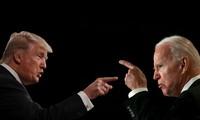 Erstes TV-Duell zwischen US-Präsident Donald Trump und seinem Herausforderer Joe Biden