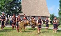 Kunstprogramm zur Vorstellung des Lebensraums der ethnischen Minderheiten