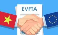 Erteilung von 15.000 Ursprungzeugnissen nach zweimonatigem Inkrafttreten des EVFTAs
