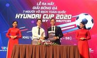 Start des nationalen 7-Spieler-Fußballturniers in Nordvietnam