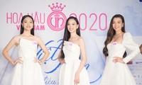 Das Halbfinal des vietnamesischen Schönheitskönigin 2020 in Hanoi