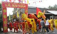 Ky Yen-Fest der Volksgruppe der Tay wird als nationales immaterielles Kulturerbe anerkannt