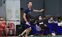 Nguyen Tien Minh besiegt das Badmintonturnier von Ho Chi Minh Stadt 2020