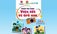 """Start des Fotowetttbewerbs """"Gute Taten für Kinder"""""""