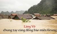 Vovinam engagiert sich für Hilfe für Flutopfer in Zentralvietnam