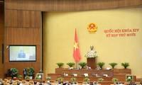 Das Parlament diskutiert über den geänderten Gesetzesentwurf zum Umweltschutz