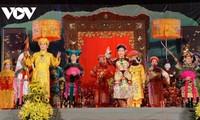 """Aktivitäten beim Festival """"Praktiken bei der Verehrung der Thuong Ngan-Muttergöttin"""""""