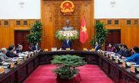 Premierminister Nguyen Xuan Phuc: Die Planung zur Stadtentwicklung soll eine Vision haben