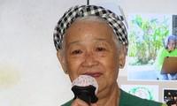 Präsentation der Website über Porträts von vietnamesischen Heldenmüttern