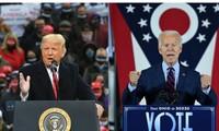 US-Wahl 2020: Sieg der zwei Kandidaten in den ersten zwei Wahllokalen