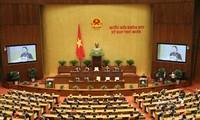 Abschluss der 10. Parlamentssitzung