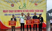 Fast 2000 Sportler nehmen am traditionellen Langlaufturnier in Thua Thien Hue teil