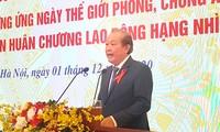 Vietnam ist eines der vier Länder, die die beste Qualität der Behandlung von HIV/AIDS haben