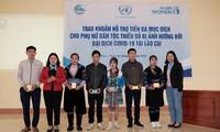 UN Women unterstützt mit 50.000 Euro 600 arme Haushalte in der Provinz Lao Cai