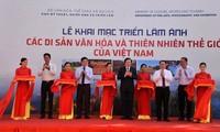 Phu Quoc: Fotoausstellung über 24 Welterbestätten in Vietnam