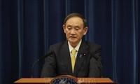 """Japans Premierminister appelliert an die Welt, entschlossene Aktionen für einen """"grünen Planet"""" einzuführen"""