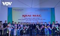 Eröffnung der Filmwoche zum 76. Gründungstag der vietnamesischen Volksarmee