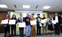 Auszeichnung für 50 Werke mit dem Literatur- und Kunstpreis der ethnischen Minderheiten